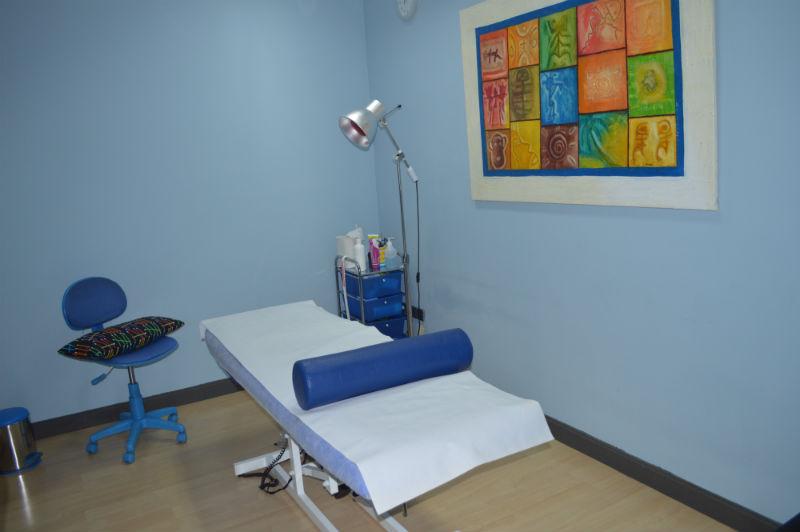 Sala tratamientos